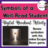 Symbolism Digital Breakout Activity - Symbols of a Well-Read Student