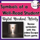 Symbolism Digital Breakout Activity - Symbols of a Well-Re