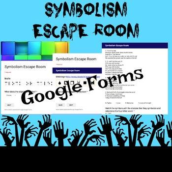 Symbolism Escape Room Game