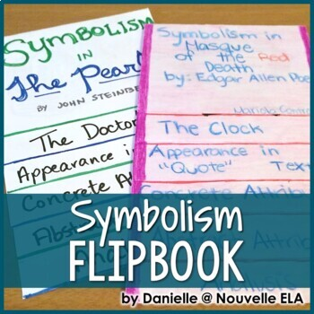 Symbolism Flipbook and PowerPoint