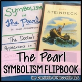 Symbolism Flipbook and PowerPoint - The Pearl by John Steinbeck