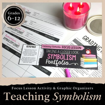 Symbolism: Focus Lesson for ANY Novel