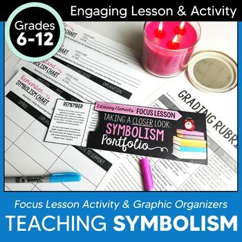 Symbolism: Focus Lesson for ANY Novel