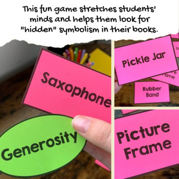 Symbolism Game for Making Connections in Literature