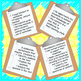 Symbolism Graphic Organizers and Handout For Elementary & Middle School Students