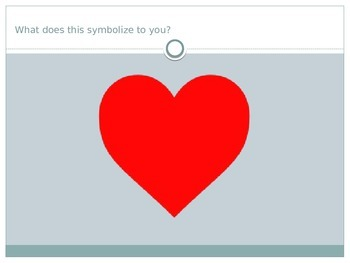 Symbolism Lesson
