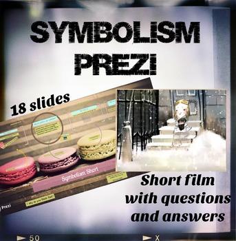 Symbolism Lesson with Short Film/Prezi