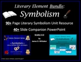 Symbolism Literary Symbolism Unit Resource and PowerPoint Bundle