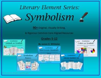 Symbolism Literary Symbolism Unit Resource and PowerPoint Bundle