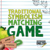 Symbolism Matching Game for Traditional Symbols in Literature