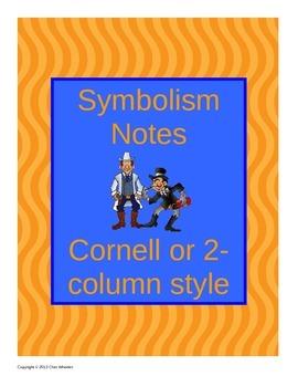 Symbolism Notes