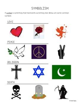 Symbolism Packet –English
