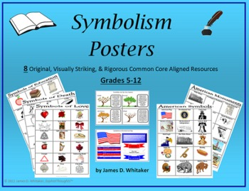 literary symbols and meanings