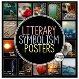 Symbolism Posters for Traditional Symbols in Literature