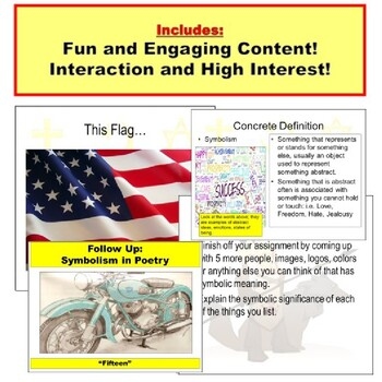 Symbolism PowerPoint Introduction PowerPoint
