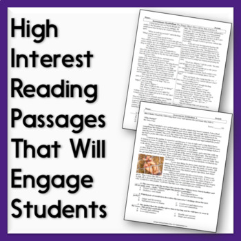 Symbolism Quizzes: Text-Based Assessments