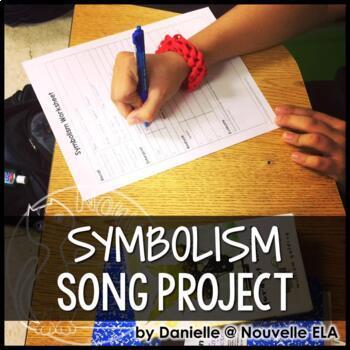 Symbolism Song Project By Nouvelle Ela Teachers Pay Teachers