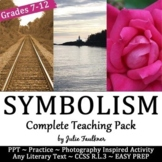 Symbolism and Symbols Lesson, Complete Teaching Pack