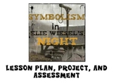 Symbolism in Elie Wiesel's Night Lesson Plan, Project, and Rubric