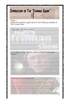 Symbolism in The Truman Show