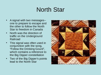 Symbolism in Underground Railroad Quilts