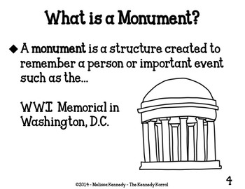 Symbols and Monuments