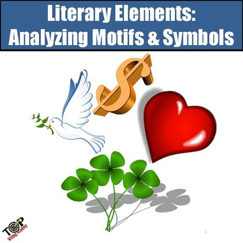 Literary Elements Symbolism Symbols and Motifs