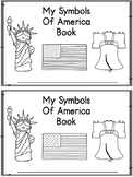Symbols Of America Booklet -black and white