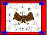Symbols Of America Roll And Cover SMART Board