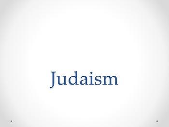 Symbols & Practices of Judaism