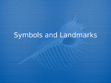 Symbols and Landmarks Powerpoint