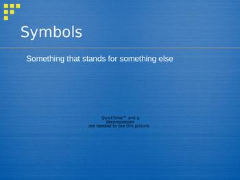 Symbols and Landmarks Powerpoint