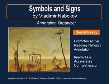 """Symbols and Signs"" by Vladimir Nabokov: Annotation Organizer"