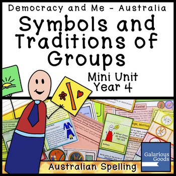 Symbols and Traditions of Groups (Year 4 HASS)