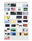 PowerPoint Presentation  - Symbols in La Luna (Pixar Short