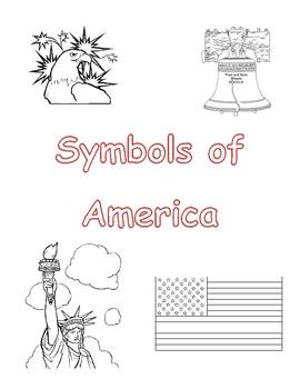 Symbols of America Book
