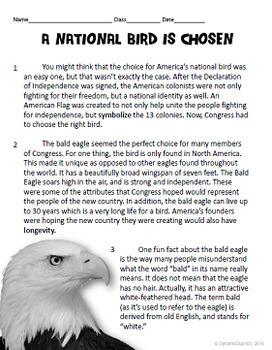 Symbols of America Lesson Plan Bundle & Interactive Notebook MEGA Bundle