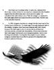 Symbols of America Informational Text ELA Test Prep Reading Passage