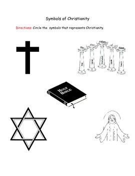 Symbols of Christianity
