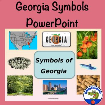 Georgia Symbols PowerPoint