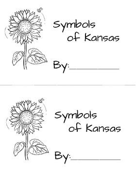 Symbols of Kansas; I see a...