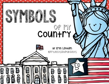 Symbols of My Country Student Booklet