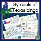 Texas Symbols Bingo