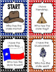 Symbols of Texas I Have Who Has