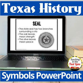 Symbols of Texas PowerPoint