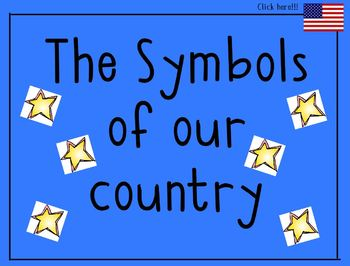 Symbols of our Country Promethean Flipchart
