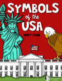 Symbols of the USA {I Can Sort}  Activity for Kindergarten