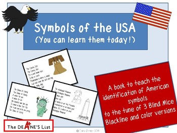 Symbols of the USA (You can learn them today!)