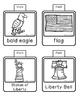 Symbols of the USA mini-book