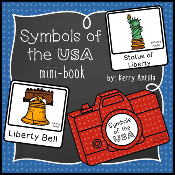 Symbols Of The Usa Teaching Resources Teachers Pay Teachers